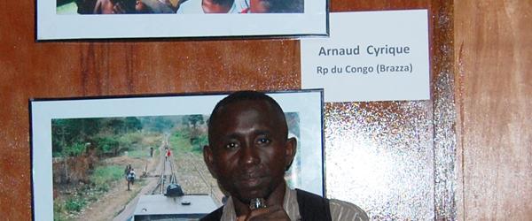 Festival Afrikaribu: un prix pour Arnaud Makalou