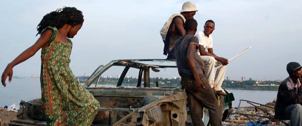 Restitution de l'atelier: «Décharge publique: le ballet» par Abdoulaye Barry, photographe Tchadien