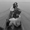 Le Collectif en balade photographique à l'île Mbamou